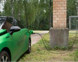 В МО появилась первая водородная автозаправка