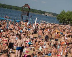 В МО уже открыты пляжи