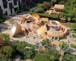 В столице появится детская площадка за 88 миллионов