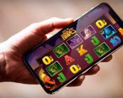 Ставки в слотах онлайн казино Фараон