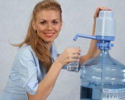 Основные преимущества доставки воды «Водица» в Москве