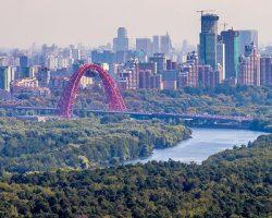 Эксперты назвали экологически благоприятные районы столицы
