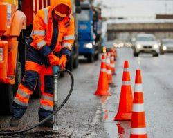 В столице отремонтируют более 920 дорог