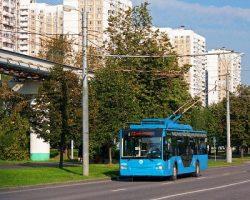 Общественный транспорт: в столице останется всего 1 троллейбусный маршрут
