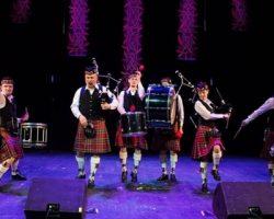 Шотландское шоу приглашает гостей