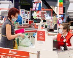 Отсутствие масок: столичные магазины получили штрафы на 300 миллионов