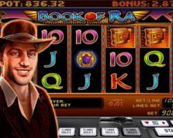 Виртуальное казино Вулкан и автомат Book of Ra
