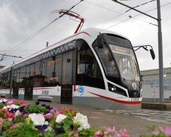 Власти Москвы протестируют беспилотный трамвай