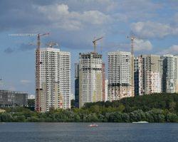 В Московском регионе наблюдаются рекордные продажи новостроек