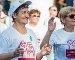 «Московское долголетие»: участники проекта посетили более 4 тысяч занятий
