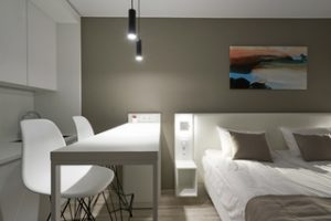Апартамент-студия для посуточной сдачи в аренду