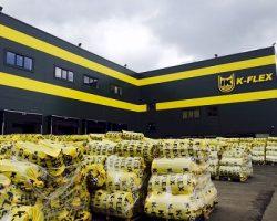 «К-Флекс» инвестирует в подмосковное производство 800 миллионов рублей