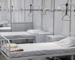 Лечение коронавируса: в «Патриоте» созданы дополнительные 400 коек