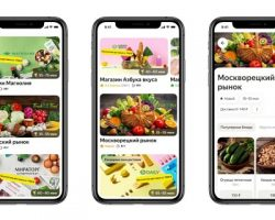 «Яндекс.Еда» запустила доставку со столичных фермерских рынков