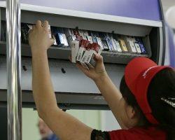 Роспотребнадзор отчитался о проверке торговли маркированными сигаретами в Москве