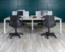 Офисная мебель бу: стильный и уютный офис без лишних вложений