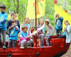 Основные преимущества детских лагерей