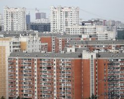 Вторичное жилье в Москве: спрос пошел на спад