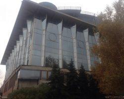 В столице достроят КСЦ «Чайка»