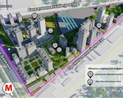 Одобрено строительство недвижимости на месте «Горбушки»