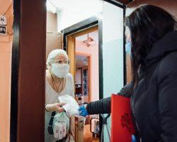 Доставка лекарств: сделано более 27 тысяч заявок на социальную услугу