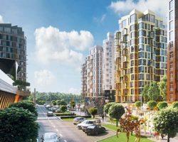 Строительство апартаментов от «Родина Групп»