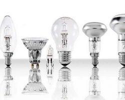 Капсульные галогенные лампы накаливания