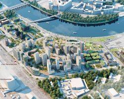 В столице появится новый жилой квартал
