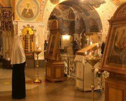 Рождественское богослужение: верующие в Жуковском получат СИЗ при входе в храмы