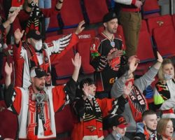 В Подмосковье разрешат посещение матчей «КХЛ»