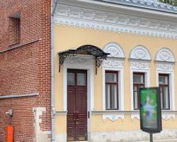 Усадьба Новикова – Давыдова: в столице отреставрирован флигель объекта культнаследия