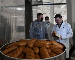 На хлебобулочном производстве в Подольске создадут почти 1.3 тысячу рабочих мест