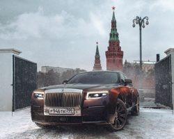 Московские дилеры «Rolls-Royce» возглавляют европейский рейтинг ДЦ «luxuary»-бренда