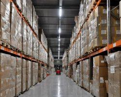 Коммерческая недвижимость: в ТиНАО появится современный склад