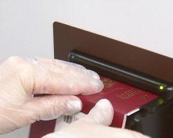 Выдача загранпаспортов: криптобиокабины набирают популярность в столице