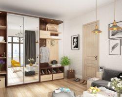 Уютный дом вместе с мебелью от фабрики «Роникон»