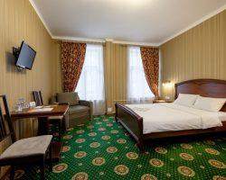 Гостиничный бизнес Москвы восстанавливается