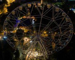 Москвичи построят самое крупное колесо обозрения на Ставрополье
