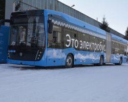 «Мосгортранс» продолжает бизнес-сотрудничество с «КАМАЗ»