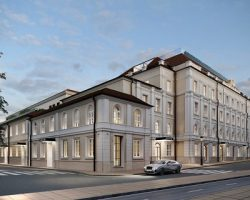 «BVLGARI Hotel & Residences Moscow»: здания достигли проектной высоты
