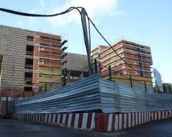 В апреле будет закончено строительство поликлиники в Нагатинском затоне