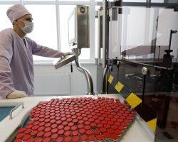 В Москве активно развивается производство лекарств