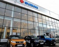 В столице открыт новый ДЦ бренда «Suzuki»