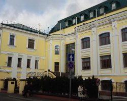 В столице будет продан особняк «АЛРОСА»
