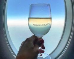 «Дегустация на высоте»: «Аэрофлот» уже продает билеты на нестандартный рейс