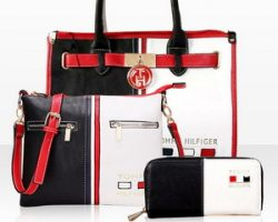 Tommy Hilfiger: впечатляющий каталог женских сумок