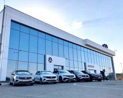 В столице начал работать еще один ДЦ  бренда «VW»