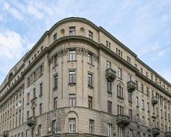 В центре столицы будет отремонтирован фасад исторической недвижимости