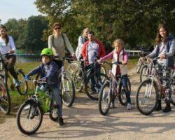 Парк «Кузьминки-Люблино: сегодня стартует сезон велоэкскурсий