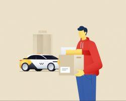 Курьерская доставка такси – современный способ оптимизации